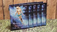 "Lot 5 X Paris Hilton  "" FAIRY DUS"" Perfume 1.5 ml -0.05 fl.oz SPLASH VIAL SAMPLE"