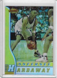 1996-97 Bowman's Best Refractor #31 Anfernee Hardaway Orlando Magic