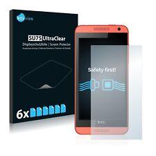 6x Film Protection écran pour HTC Desire 610 Protecteur