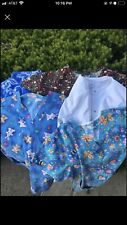 Lot Of 5 Medical Scrub Shirt Top Cherokee Luxe Hq Small