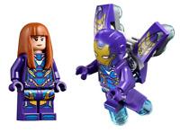 LEGO Avengers Endgame 76144 - Pepper Potts Rescue GENUINE Minifigure Figure!