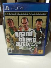 Grand Theft Auto 5 PS4 REPLACEMENT CASE