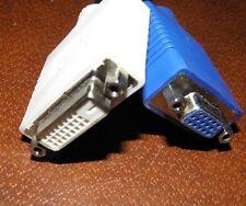Original-Dell DVI a DVI & Cable VGA Cn -