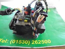 PEUGEOT 207 307 C3 FUSE BOX  FUSEBOX BSM BOARD 9659741780  and wiring plug