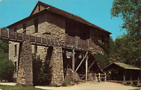 Postcard Historic Hamer's Mill Spring Mill State Park Mitchell Indiana