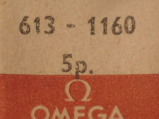 OMEGA CAL 613  part 1160  1/2 STEM MALE = FOR  1PC!!!!!!