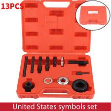 13X Pulley Puller & Installer Kit Power Steering Pump Remover Alternator AC Set