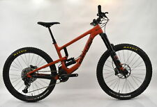 "2019 Santa Cruz Nomad Carbon CC SRAM X01 MTB 27.5"" Medium Orange and Carbon New"