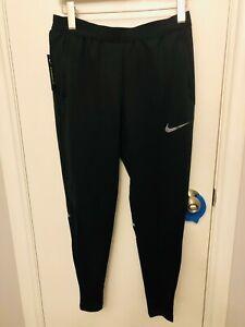 Nike Dri-Fit Phenom Essential  Running Pants Men's Sz (S-L) Black CD8351-010 NWT