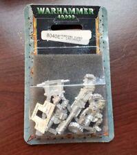Warhammer 40k Mordian Iron Guard Lascannon Astra Militarum