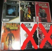Daken Dark Wolverine U-PICK ONE #15,16,20 or 21 (2011-12) PRICED PER COMIC