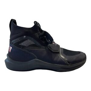 Puma Women's Phenom Casual Sneakers from Finish Line Black Size 11M