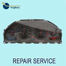 Volvo Instrument Cluster Speedometer DIM FULL Repair Service S60 S80 V70 XC70