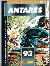 ¤ ANTARES n°93 ¤ 1986 MON JOURNAL