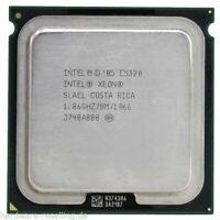 Intel Xeon Quad Core E5320 CPU 4x 1,86 GHZ 8 MB L2 Socket 771 Slael