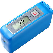 Handheld Accurate Glossmeter LCD Digital Gloss Meter 60 Degree 0-199Gu