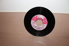 "Ollie Nightingale Standing on your promise/It's a sad thing 7"" vinyl Memphis"