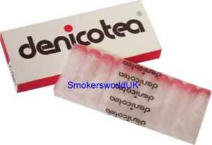 Cigarette Holder -- Denicotea Filters Pack of 10 --NEW