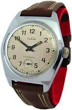 Umf Ruhla mecánicos reloj hombre GDR reloj Men 's Watch vintage watch Mechanical