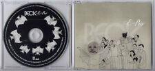 BECK E-Pro 2005 UK 1-trk promo CD radio edit Beastie Boys