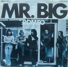 "7"" 1977 ! MR.  BIG : Romeo // VG+ \"