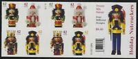US MNH Stamps - 2008 - Scott # 4360 thru 4363 - Nutcracker Complete Booklet  (O)