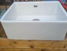 Belfast ceramic sink used