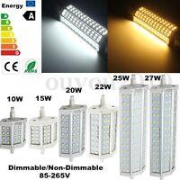 R7S LED 78/118/189MM 10/15/20/22/25/27W 2835 SMD Fluter Lampe Leuchtmittel Stab