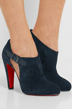 c6cfec636d7 Christian Louboutin Blue Boots for Women for sale | eBay