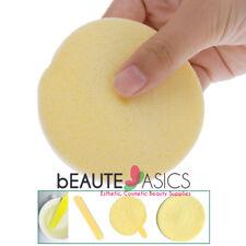 60 Pcs Compressed Facial Sponge Salon Spa Face Cleansing PVA Sponges - S0001x5