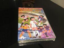 CAMPEONES DVD OLIVER Y BENJI  CAPTAN TSUBASA VOL 4 SERIE TV EPISODIOS 26-33