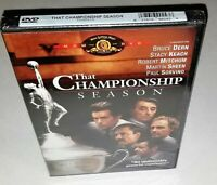 That Championship Season (OOP Factory Sealed 2004 DVD) Bruce Dern, Stacy Keach