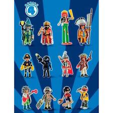 Playmobil Serie 4 Figures 5284 Boy Completa 12 Personaggi