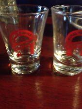 Herradura Natural Tequila 2 Shot Glasses
