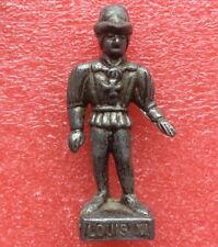 LOUIS XI Figurine Métal STARLUX Édition Atlas ROI ET REINE DE FRANCE King