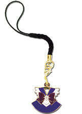 *NEW* Sailor Moon: Sailor Saturn Costume Cell Phone Charm by GE Animation