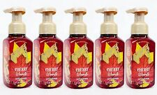 5 Bath & Body Works CHERRY WOODS Foaming Hand Soap Autumn Harvest