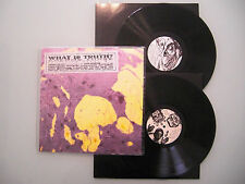 Various - What Is Truth? Volume Three,USA'90,2 LPs,Legendary Pink...,Vinyl: m-