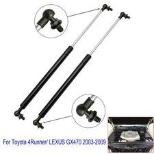 For 2003-2009 Toyota 4Runner LEXUS GX470 Front Hood Bonnet Gas Shock Struts