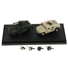 1:72 Scale Military Diecast Armored Car Model Toys Collection Kids Gifts