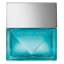Michael Kors TURQUOISE 1.0oz/30ml Eau De Parfum Spray Women ~ NEW TESTER/NO BOX