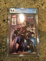 YOUNG AVENGERS #10 CGC  9.6 SPEED Tommy Shepherd 1st appearance Marvel