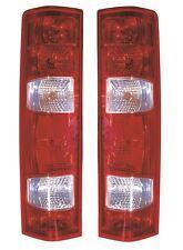 Iveco Daily Van 2000-2006 New Rear BACK Light LENSE LENS N//S PASSENGER  LAMP