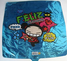 PUCCA GARU Balloon Mylar Foil Party Supplies Favors Treats  Asian Decoration BLU