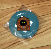BioShock - Little Sister Portal WootBox March 2018 Discovery Rare PIN BADGE