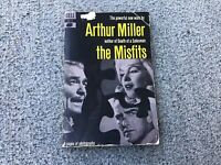 The Misfits(Marilyn Monroe) Paperback Book, Arthur Miller, First Printing, 1957.