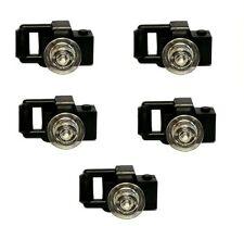 1x Lego Minifig Camera Accessory Black 30089