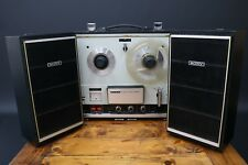 Sony TC-252 Stereo Tapecorder Reel to Reel Player Recorder Vintage Global Ship