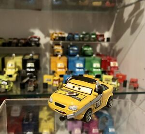 Disney Pixar Cars SIDEWALL SHINE CREW CHIEF UNRELEASED CANCELLED