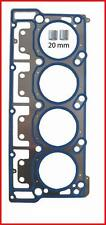 Ford 6.0L Power Stroke Head Gaskets Set Of 2  32-Valve Engine w/20mm Dowel Hole